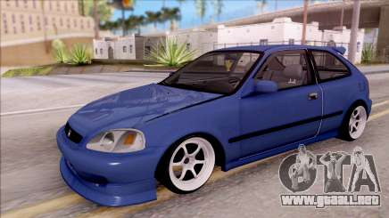 Honda EK9 Civic Stance para GTA San Andreas