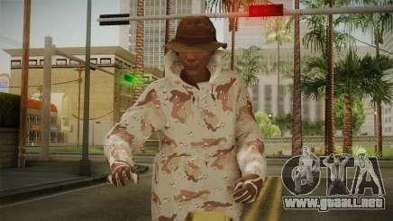 Gunrunning Skin 1 para GTA San Andreas