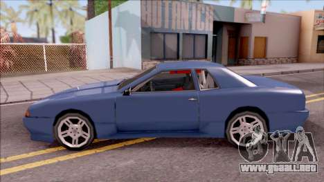 New Elegy para GTA San Andreas left