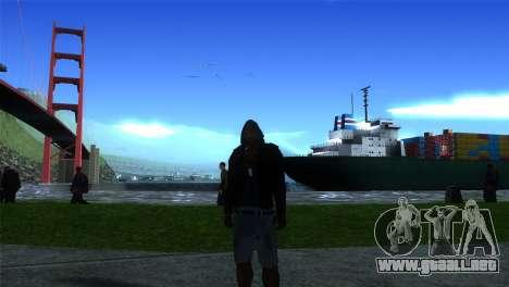 ENB LOW SPEC para GTA San Andreas segunda pantalla