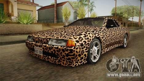 New Elegy Paintjob v3 para GTA San Andreas