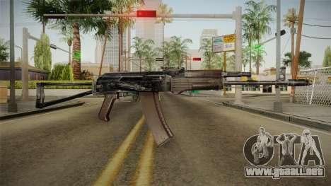 El arma de la Libertad v3 para GTA San Andreas