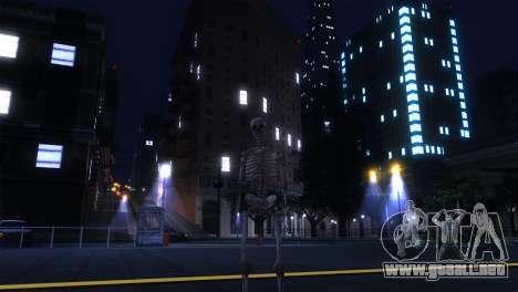 ENB LOW SPEC para GTA San Andreas quinta pantalla