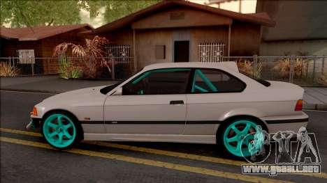 BMW M3 E36 Drift v2 para GTA San Andreas left