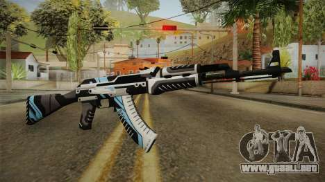 CS: GO AK-47 Vulcan Skin para GTA San Andreas
