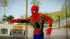 Marvel Cinematic Universe - Ironspider para GTA San Andreas