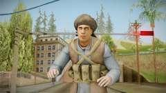 Medal Of Honor 2010 Taliban Skin v3 para GTA San Andreas