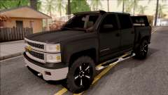 Chevrolet Silverado 2015 Off-Road para GTA San Andreas