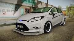 Ford Fiesta Rocket Bunny para GTA San Andreas