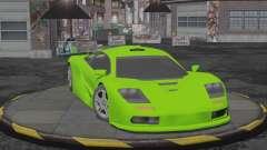 Progen GP1 SA Style para GTA San Andreas