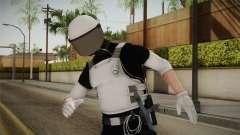 Mirror Edge Riot Cop v1 para GTA San Andreas