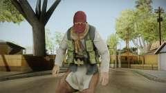 Medal Of Honor 2010 Taliban Skin v1 para GTA San Andreas