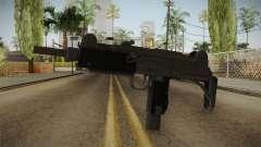 Battlefield Hardline Uzi para GTA San Andreas