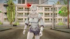 Haunting Ground - Demento Fiona para GTA San Andreas