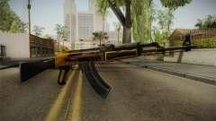 CS: GO AK-47 Fuel Injector Skin para GTA San Andreas