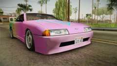New Elegy Paintjob v2 para GTA San Andreas