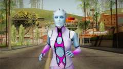 Mass Effect 3 Shaira Dress para GTA San Andreas