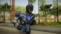 Black Ranger Skin para GTA San Andreas