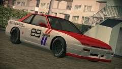 Nissan Silvia S13 Onevia para GTA San Andreas