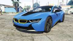 BMW i8 (I12) 2015 [add-on] para GTA 5