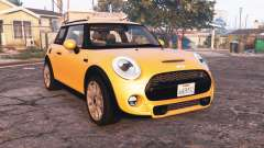 Mini Cooper S (F56) 2015 [add-on] para GTA 5