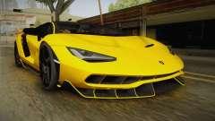 Lamborghini Centenario LP770-4 v1 para GTA San Andreas