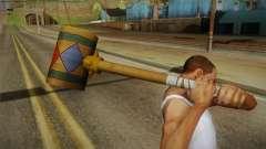 Harley Quinn Hammer para GTA San Andreas