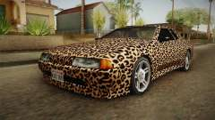 New Elegy Paintjob v3 para GTA San Andreas