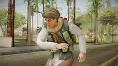 Medal Of Honor 2010 Taliban Skin v4 para GTA San Andreas
