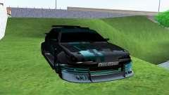 VAZ 2114 GTR SLS AMG para GTA San Andreas