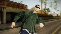 New Ryder v3 para GTA San Andreas