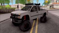 Chevrolet Colorado 2003 Off-Road para GTA San Andreas
