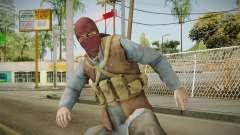 Medal Of Honor 2010 Taliban Skin v2 para GTA San Andreas