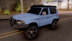 Toyota Meru Off-Road para GTA San Andreas