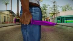 Purple Knife