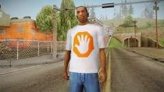 GTA 5 Special T-Shirt v4 para GTA San Andreas