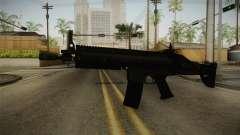 Mirror Edge FN SCAR-L para GTA San Andreas
