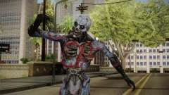 Mass Effect 3 Husk Gore para GTA San Andreas