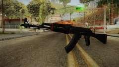 CS: GO AK-47 Redline Skin para GTA San Andreas