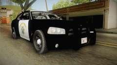 Dodge Charger CHP 2010 para GTA San Andreas