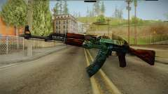 CS: GO AK-47 Fire Serpent Skin para GTA San Andreas