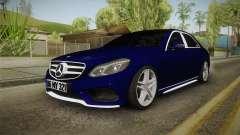 Mercedes-Benz E250 Noyan para GTA San Andreas