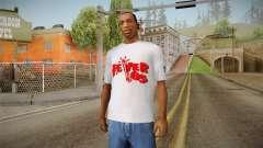 GTA 5 Special T-Shirt v3 para GTA San Andreas