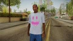 GTA 5 Special T-Shirt v10 para GTA San Andreas