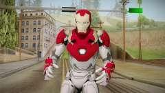 Marvel Heroes Omega - Iron Man MK47 para GTA San Andreas