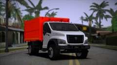 El GAZon Siguiente Camión para GTA San Andreas