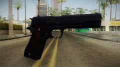 Mirror Edge Colt M1911 v1 para GTA San Andreas