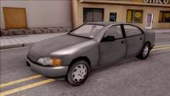 Kuruma from GTA 3 para GTA San Andreas