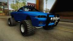 Nissan Skyline R32 Pickup Off Road para GTA San Andreas