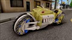 Dodge Tomahawk Gold para GTA San Andreas